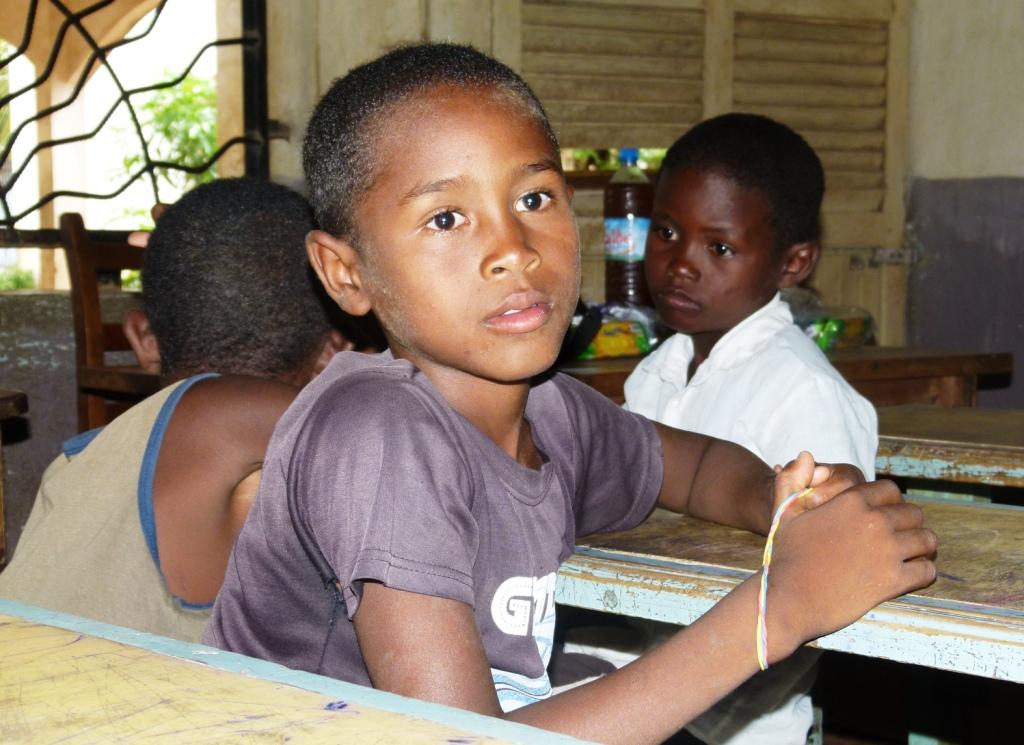 Les enfants bénéficiaires sont le plus souvent très assidus